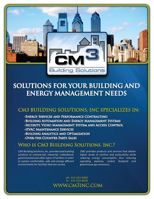 CM3 Introduction Brochure